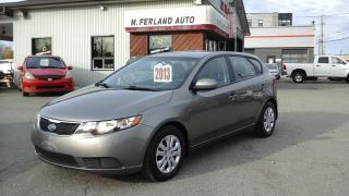 Used 2013 Kia Forte5 Hayon 5 portes, boîte automatiqueLX for sale in Sherbrooke, QC