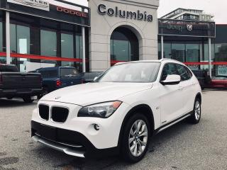 Used 2012 BMW X1 28i - Pano Sunroof/Leather/Nav/No Dealer Fees for sale in Richmond, BC