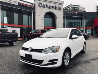 Used 2016 Volkswagen Golf TSi - No Dealer Fees / Local / No Accident for sale in Richmond, BC