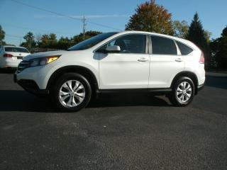 Used 2013 Honda CR-V EX for sale in Stoney Creek, ON