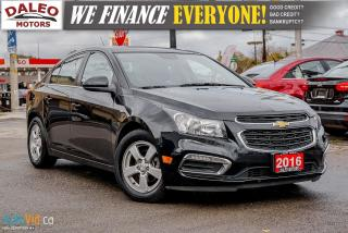 Used 2016 Chevrolet Cruze LIMITED | LEATHER | NAVI | SUNROOF | BACKUP for sale in Hamilton, ON