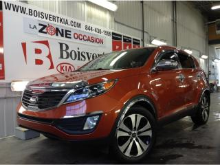 Used 2013 Kia Sportage EX DÉMARREUR DISTANCE ENSEMBLE CHROME ||| for sale in Blainville, QC