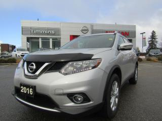 Used 2016 Nissan Rogue SV for sale in Timmins, ON
