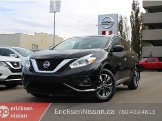 Used 2017 Nissan Murano SL l AWD l Leather l Roof l Heated seats for sale in Edmonton, AB