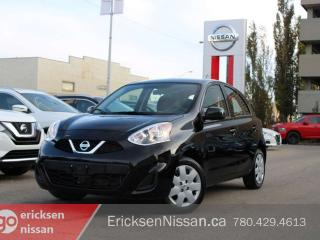 Used 2019 Nissan Micra SV l AUTO l Backup Camera l Air Conditioning for sale in Edmonton, AB