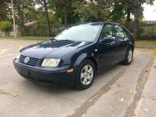 Used 2003 Volkswagen Jetta GLS for sale in Toronto, ON