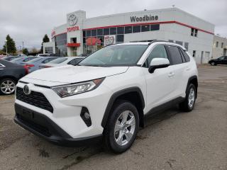 Used 2020 Toyota RAV4 for sale in Etobicoke, ON