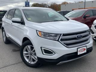 Used 2018 Ford Edge SEL for sale in Midland, ON