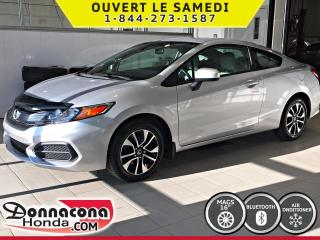 Used 2014 Honda Civic LX *CECI EST UN 2015* for sale in Donnacona, QC