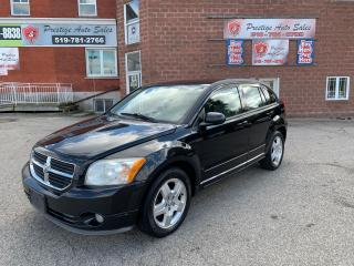 Used 2009 Dodge Caliber SXT/2.4L/SAFETY INCLUDED for sale in Cambridge, ON