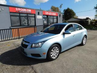 Used 2011 Chevrolet Cruze LT Turbo w/1SA for sale in St. Thomas, ON