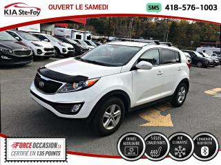 Used 2014 Kia Sportage LX *SIEGES CHAUFFANTS *BLUETOOTH *A/C for sale in Québec, QC