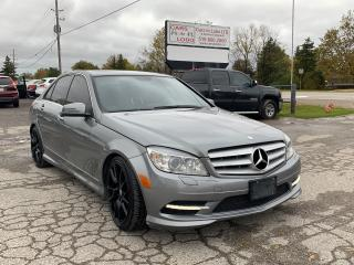 Used 2011 Mercedes-Benz C-Class C300 4 Matic for sale in Komoka, ON