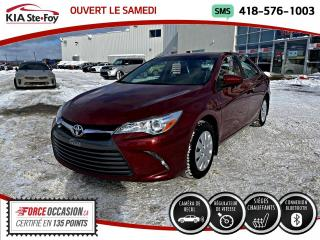 Used 2016 Toyota Camry LE *AUTOMATIQUE *CRUISE *CAMERA *A/C for sale in Québec, QC