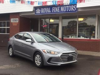 Used 2017 Hyundai Elantra 4DR SDN AUTO LE for sale in Toronto, ON