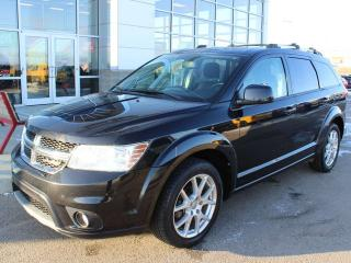 Used 2012 Dodge Journey SXT for sale in Peace River, AB