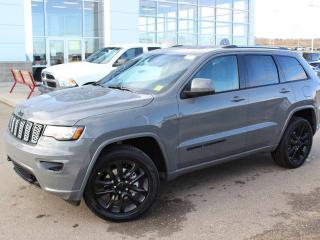 New 2020 Jeep Grand Cherokee Altitude for sale in Peace River, AB