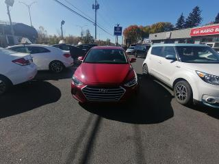 Used 2017 Hyundai Elantra GL for sale in Mcmasterville, QC