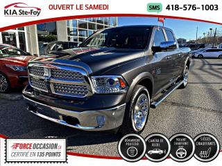 Used 2017 RAM 1500 Laramie *4WD *CRUISE *CAMERA *A/C for sale in Québec, QC