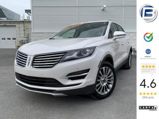 Used 2017 Lincoln MKC Ultra | TI for sale in St-Hyacinthe, QC