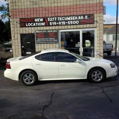 Used 2006 Pontiac Grand Prix Base for sale in Windsor, ON