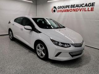 Used 2017 Chevrolet Volt LT for sale in Drummondville, QC