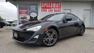 Used 2013 Scion FR-S Auto Safety Certified, LOW KM'S for sale in Mississauga, ON