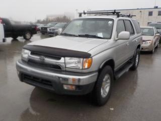 Used 2001 Toyota 4Runner SR5 for sale in Innisfil, ON