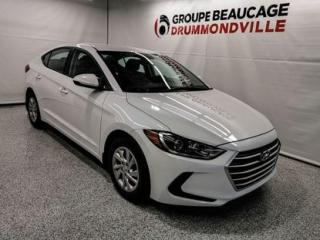 Used 2017 Hyundai Elantra LE for sale in Drummondville, QC