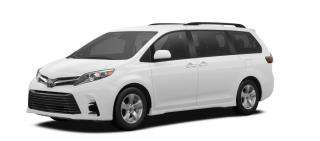 Used 2020 Toyota Sienna LE for sale in Renfrew, ON