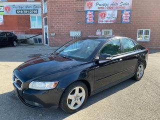 Used 2010 Volvo S40 Premium/2.4L/NO ACCIDENT/SAFETY INCLUDED for sale in Cambridge, ON