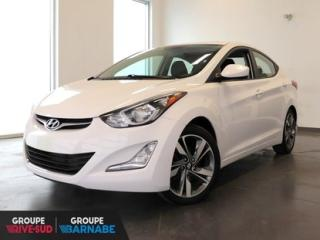 Used 2015 Hyundai Elantra GLS AUTOMATIQUE || TOIT OUVRANT || MAGS || SIEGES UN PROPRIO JAMAIS ACCIDENTÉ for sale in Brossard, QC