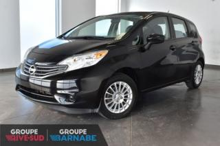 Used 2015 Nissan Versa Note SV || AUTOMATIQUE || MAGS || CAMERA DE RECUL UN PROPRIO JAMAIS ACCIDENTÉ for sale in Brossard, QC