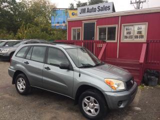 Used 2005 Toyota RAV4 4x4 for sale in Toronto, ON
