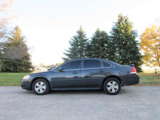 Used 2009 Chevrolet Impala LS V6 FLEX-FUEL for sale in Thornton, ON