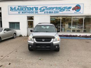 Used 2004 Honda Pilot LX for sale in St. Jacobs, ON