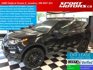 Used 2016 Land Rover Discovery Sport HSE Si4 4WD+Roof+GPS+Blind Spot+Camera+Xenons for sale in London, ON