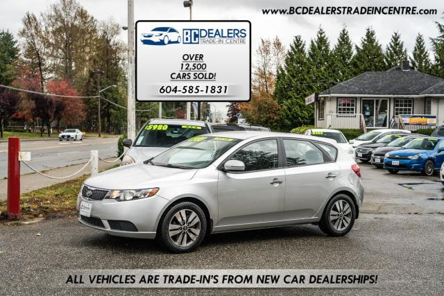 2013 Kia Forte5 EX Hatchback, Only 87,000km's, No Accidents, Clean