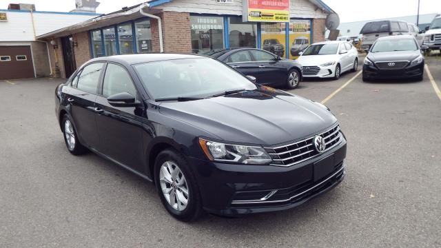 2018 Volkswagen Passat Trendline+/BACKUP CAMERA/HEATED SEATS/$18499
