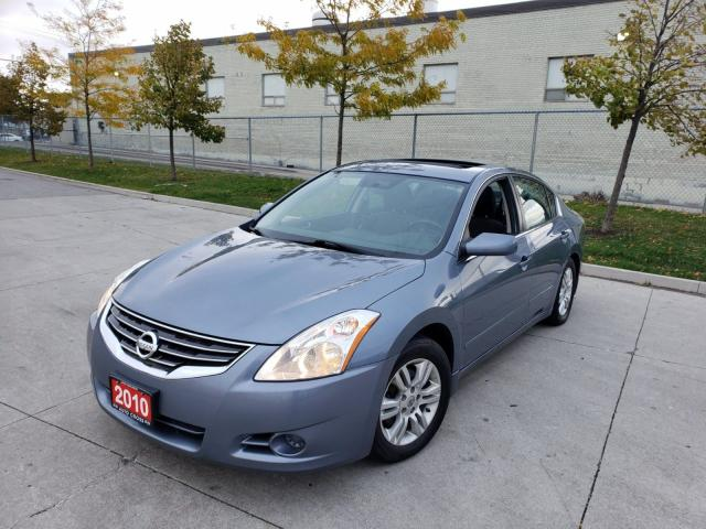 2010 Nissan Altima 2.5 S, Sunroof, Auto, 3/Y warranty available.