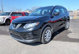 Used 2016 Nissan Rogue S for sale in Brampton, ON
