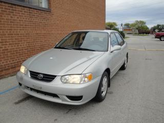 Used 2002 Toyota Corolla CE for sale in Oakville, ON