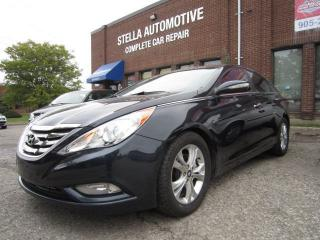 Used 2011 Hyundai Sonata LIMITED for sale in Mississauga, ON