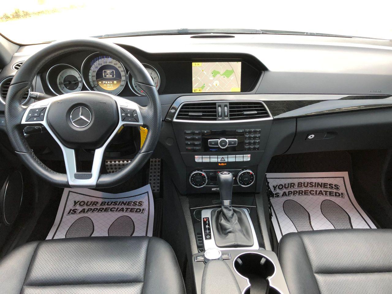 2012 Mercedes-Benz C 300