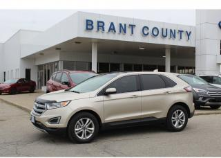 New 2018 Ford Edge SEL for sale in Brantford, ON
