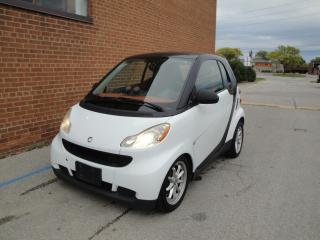 Used 2008 Smart fortwo Pure for sale in Oakville, ON