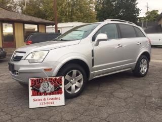 Used 2010 Saturn Vue XR-4 for sale in Glencoe, ON