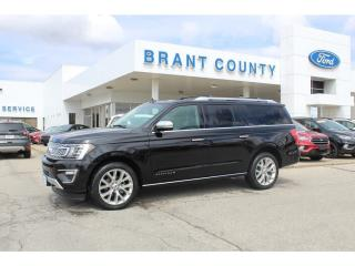 Used 2019 Ford Expedition Platinum Max for sale in Brantford, ON