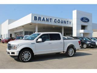 New 2019 Ford F-150 Limited  for sale in Brantford, ON