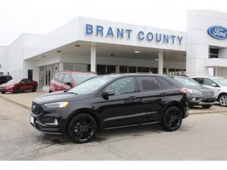 New 2019 Ford Edge ST for sale in Brantford, ON